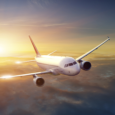 Évao voyages - avion