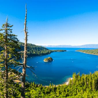 lac tahoe par evao