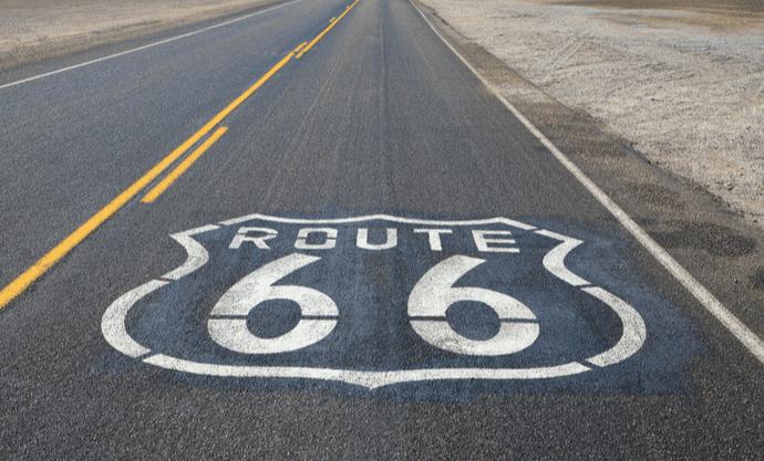 route 66 avec Evao voyages