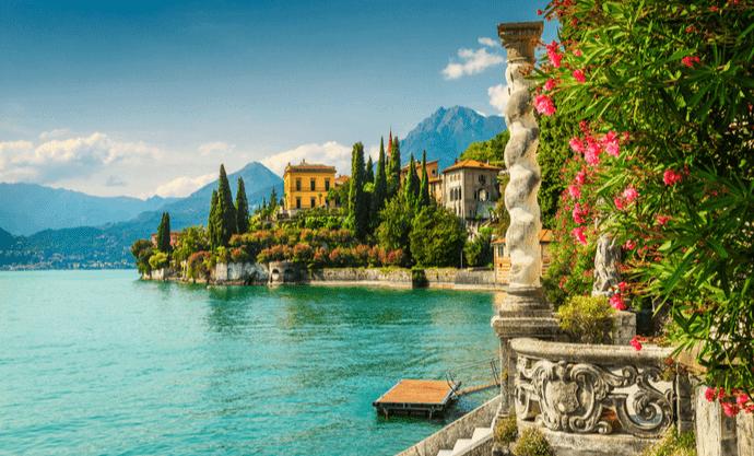 Les joyaux de <b>L'Italie du Nord</b>