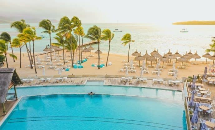 Votre séjour sur l'ile Maurice: <b>Hôtel le Preskil Island resort</b>
