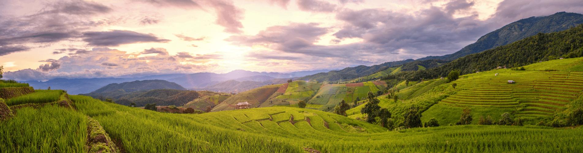 Paysages de Thailande avec evao voyages