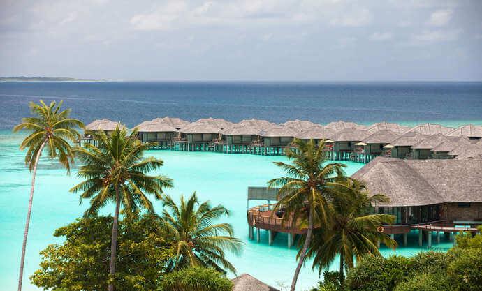 Votre séjour aux Maldives: <b>The Sun Syiam Iru Fushi<b>